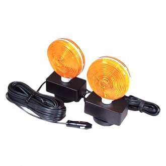 Custer Products Limited® - 12V Safety Flashing Lights