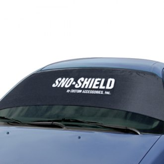 Custom Accessories® - Sno-Shield Windshield Protector