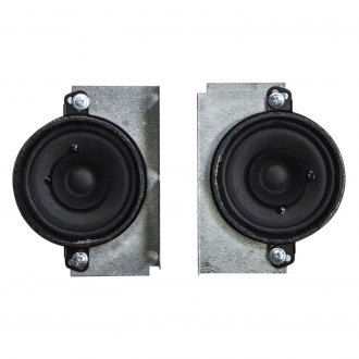 "Custom Autosound® - 3-1/2"" 80W Speakers"
