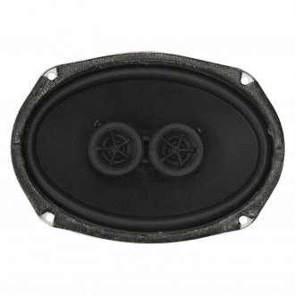 "Custom Autosound® - 6"" x 9"" 140W Dual Voice Coil Dash Speaker"