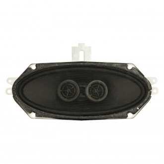 "Custom Autosound® - 4"" x 10"" 140W Dual Voice Coil Dash Speaker"