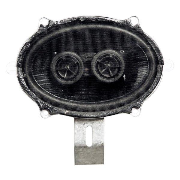 custom autosound 4007 dvc 5 x 7 140w dual voice coil dash speaker. Black Bedroom Furniture Sets. Home Design Ideas