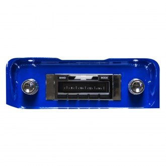 Custom Autosound® - USA-630 Classic Car AM/FM Receiver with USB Port & CD Changer Control