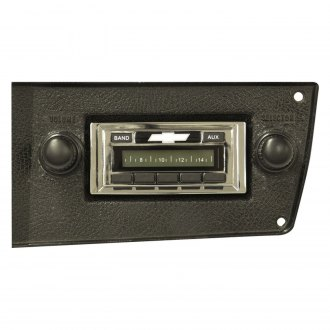 Custom Autosound® - USA-230 Receiver with Auxiliary Input