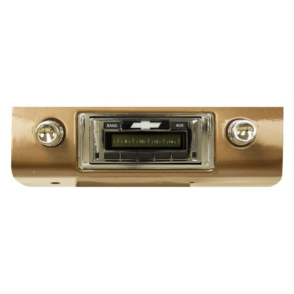 Custom Autosound® - USA-230 Receiver with Push Button and Auxiliary Input
