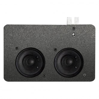 "Custom Autosound® - 5"" X 7"" Dual Dash Mount 3-1/2"" 40W Kenwood Speakers"