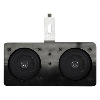 "Custom Autosound® - 4"" X 10"" Dual Dash Mount 4"" 210W Kenwood Speakers"