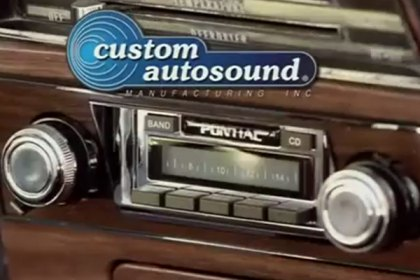 Custom Autosound® Stereos Commercial