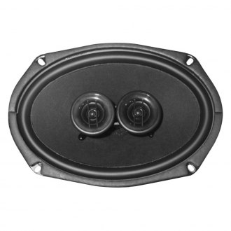 Custom Autosound® - Dual Voice Coil Dash Speakers