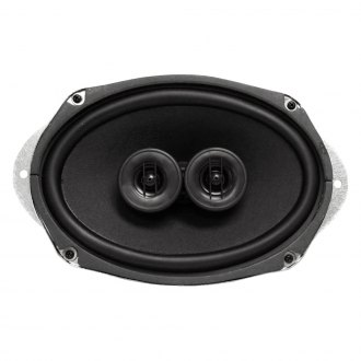 "Custom Autosound® - 6"" x 9"" Dual Voice Coil Dash 140 W Speaker"