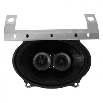 "Custom Autosound® - 5"" x 7"" Dual Voice Coil Dash 140 W Speaker"