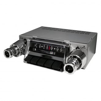 Custom Autosound® - Classic Car AM/FM Receiver