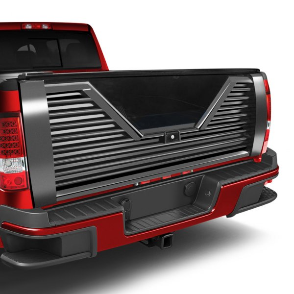 Chevy 5th wheel tailgate