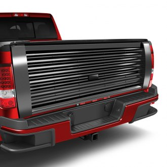Customflow Elite Series Louvered Tailgate Autos Post