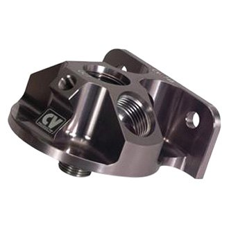 CV Products® - Lightweight Remote Oil Filter Mount