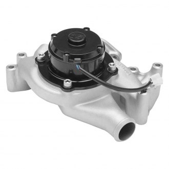 CVR Performance® - Black Proflo Maximum Electrical Water Pump Assembly