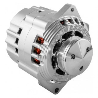 CVR Performance® - Clear Powerhouse Billet Alternator