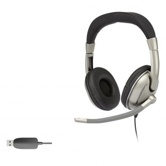 Cyber Acoustics® - USB Stereo Headset