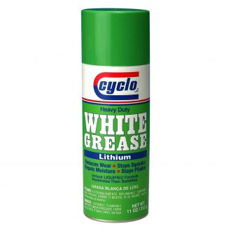 Cyclo® - White Lithium Grease, 11 oz