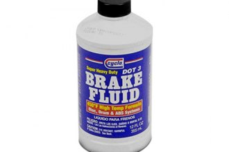 Cyclo® - DOT 3 Super Heavy Duty Brake Fluid