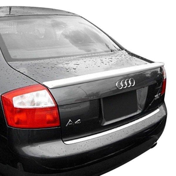 D2s Audi A4 Sedan B6 Body Code 2001 Abt Style Rear Lip Spoiler