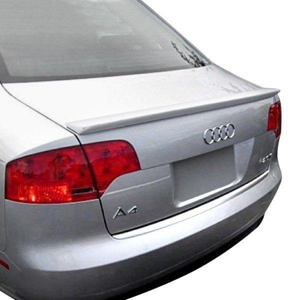 d2s audi a4 sedan b7 body code 2006 abt style rear lip. Black Bedroom Furniture Sets. Home Design Ideas