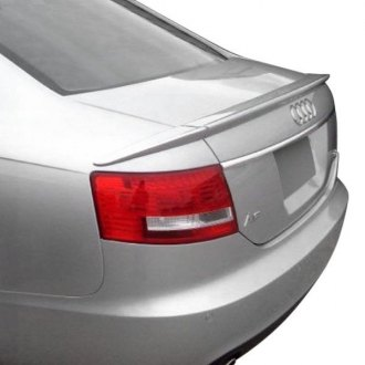 D2S® - Factory Style Fiberglass Rear Lip Spoiler (Painted)
