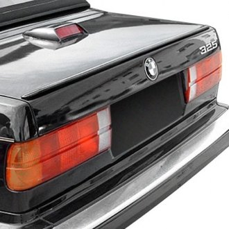 1984 bmw 3 series body kits ground effects carid d2s m3 style rear lip spoiler fandeluxe Choice Image