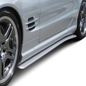 D2S® - Euro Style Side Skirts