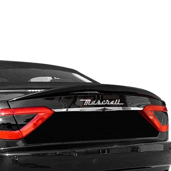 D2S® - MC-Sport Style Carbon Fiber Rear Lip Spoiler