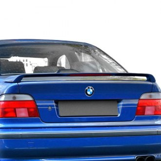 D2S® - M3 Style Fiberglass Rear Wing Spoiler with Light