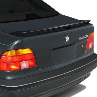 D2S® - Custom Style Carbon Fiber Rear Lip Spoiler