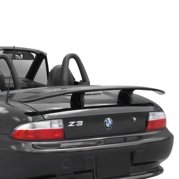 Bmw Z3 Spoiler: H-Custom Style Fiberglass Rear