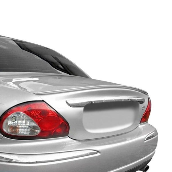 2003 Jaguar X Type Interior: Jaguar X-Type 2001-2004 Euro Style Rear Lip Spoiler
