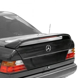 D2S® - Factory Style Fiberglass Rear Spoiler with Light