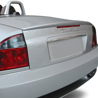 D2S® - Factory Style Rear Lip Spoiler (Painted)