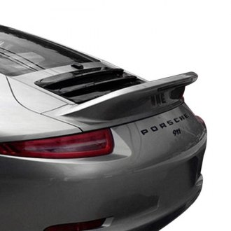 2014 porsche 911 series spoilers custom factory lip. Black Bedroom Furniture Sets. Home Design Ideas