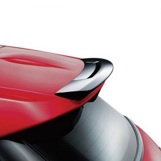 D2S® - Factory Style Carbon Fiber Rear Roof Spoiler