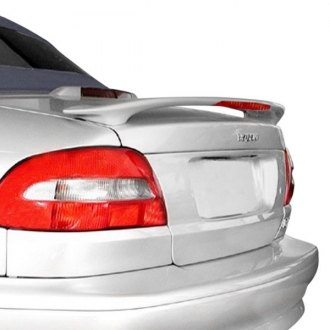 D2S® - Factory Style Rear Spoiler with Light (Painted)