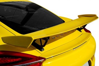 D2S® - Factory GT4 Style Tall Rear Wing Spoiler