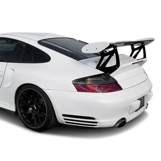 D2S® - 997gt3-RS-V2 Style Rear Wing with Light