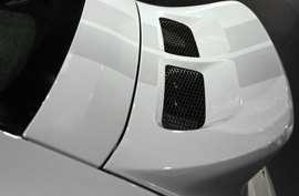 D2S® - Classic Style Rear Spoiler