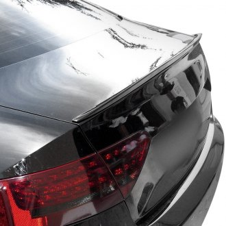 D2S® A5-L1 - Euro Style Rear Lip Spoiler (Painted)