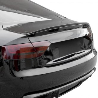 D2S® A5CV-L1 - Euro Style Trunk Lip Spoiler (Painted)