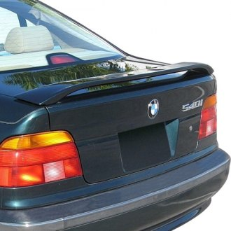 D2S® - OEM Style Fiberglass Rear Spoiler with Light