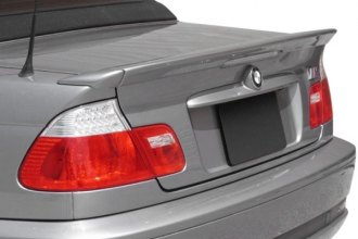 D2S® B46CV-L2 - Euro Style Rear Lip Spoiler (Painted)