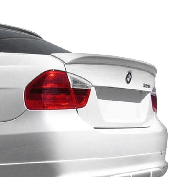 D2S® - Factory Style Carbon Fiber Rear Lip Spoiler