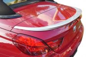 D2S® - ACS Style Carbon Fiber Rear Lip Spoiler