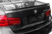 D2S® BF30-L1 - AC Style Rear Lip Spoiler (Painted)