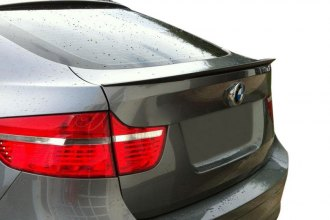D2S® BX6-L2 - LCI Style Rear Lip Spoiler (Painted)